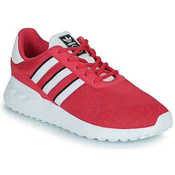 Sko Pige Lave sneakers adidas Originals LA TRAINER LITE C Pink