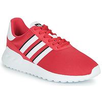 Sko Pige Lave sneakers adidas Originals LA TRAINER LITE J Pink