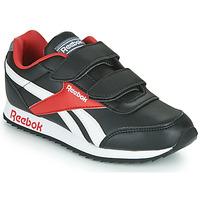 Sko Børn Lave sneakers Reebok Classic REEBOK ROYAL CLJOG Sort / Hvid / Rød