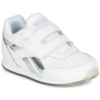 Sko Pige Lave sneakers Reebok Classic REEBOK ROYAL CLJOG Hvid / Sølv