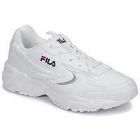 Sko Herre Lave sneakers Fila MASTERMIND Hvid