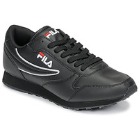 Sko Herre Lave sneakers Fila ORBIT LOW Sort