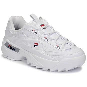 Sko Dame Lave sneakers Fila D-FORMATION WMN Hvid