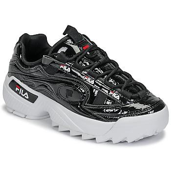 Sko Dame Lave sneakers Fila D-FORMATION F WMN Sort