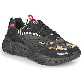 Sko Dame Lave sneakers Fila RUSH F WMN Sort