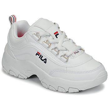 Sko Pige Lave sneakers Fila STRADA LOW KIDS Hvid