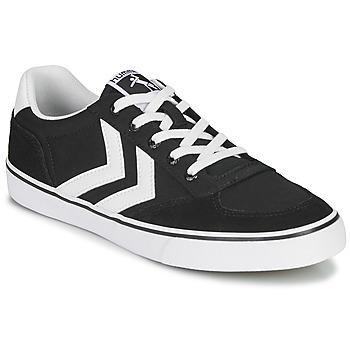 Sko Lave sneakers Hummel STADIL LOW OGC 3.0 Sort / Hvid