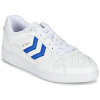 Sko Lave sneakers Hummel HB TEAM Hvid / Blå