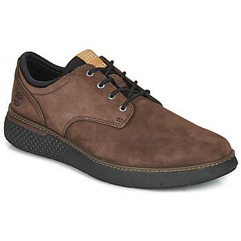 Sko Herre Lave sneakers Timberland CROSS MARK PT OXFORD Brun