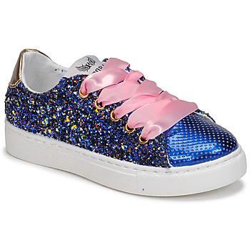 Sko Pige Lave sneakers Kaporal SHERIFA Flerfarvet