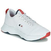 Sko Herre Lave sneakers Lacoste COURT-DRIVE 0120 3 SMA Hvid / Rød