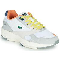 Sko Dame Lave sneakers Lacoste STORM 96 LO 0120 2 SFA Grå / Blå