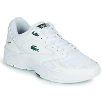 Sko Herre Lave sneakers Lacoste STORM 96 LO 0120 3 SMA Hvid / Grøn