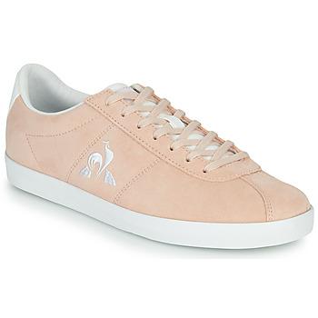 Sko Dame Lave sneakers Le Coq Sportif AMBRE Pink
