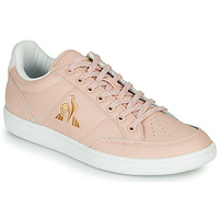 Sko Dame Lave sneakers Le Coq Sportif COURT CLAY W Pink