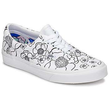Sko Dame Lave sneakers Vans ERA Hvid / Sort