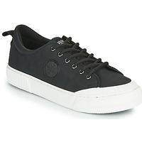 Sko Dame Lave sneakers Palladium Manufacture STUDIO 02 Sort