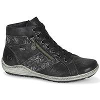 Sko Dame Høje sneakers Remonte Dorndorf R1497-45 Sort