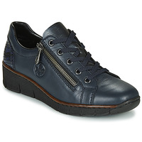 Sko Dame Lave sneakers Rieker 53702-14 Blå