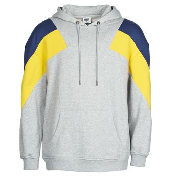 textil Herre Sweatshirts Urban Classics TB2402 Grå / Blå