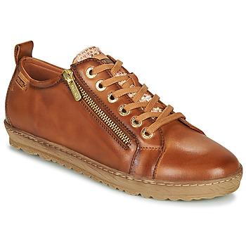 Sko Dame Lave sneakers Pikolinos LAGOS 901 Brun