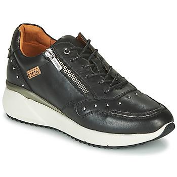 Sko Dame Lave sneakers Pikolinos SELLA W6Z Sort