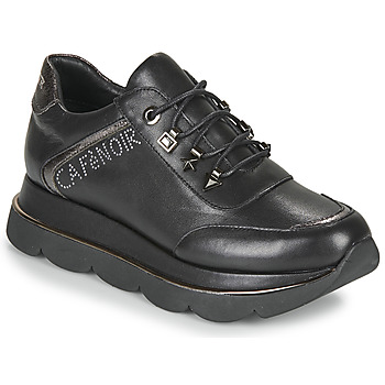 Sko Dame Lave sneakers Café Noir JIZELE Sort