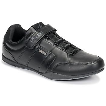 Sko Herre Lave sneakers Kappa PARRA EV Sort
