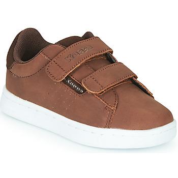 Sko Dreng Lave sneakers Kappa TCHOURI 2V Brun