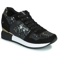 Sko Dame Lave sneakers Gioseppo RAPLA Sort