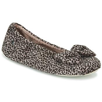 Sko Dame Tøfler Isotoner 97209 Leopard