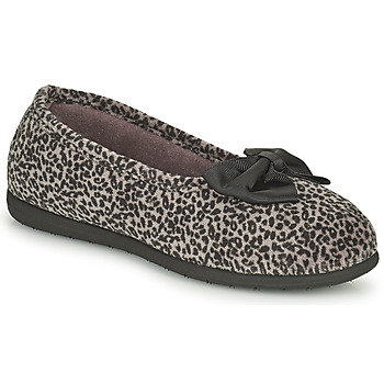 Sko Dame Tøfler Isotoner 97261 Leopard