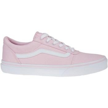 Sko Børn Lave sneakers Vans Vard Canvas Pink