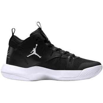 Sko Herre Basketstøvler Nike Jordan Jumpman 2020 Sort