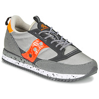 Sko Lave sneakers Saucony JAZZ (PEAK) Grå / Rød / Orange