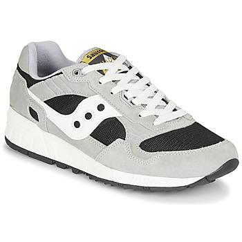 Sko Herre Lave sneakers Saucony SHADOW 5000 Grå / Gul
