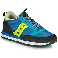 Sko Herre Lave sneakers Saucony JAZZ (PEAK) Blå / Sort / Gul