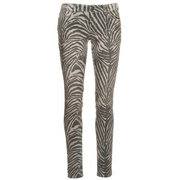 textil Dame Smalle jeans Cimarron MIA Grå