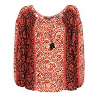 textil Dame Toppe / Bluser Desigual ROSAL Rød