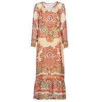 textil Dame Lange kjoler Cream SANNIE DRESS Flerfarvet