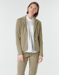 textil Dame Jakker / Blazere Cream ANETT BLAZER Beige