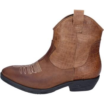 Sko Dame Høje støvletter Impicci Ankelstøvler BM181 Brun