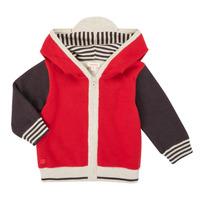 textil Dreng Veste / Cardigans Catimini CR18000-38 Flerfarvet