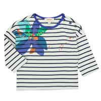 textil Pige Langærmede T-shirts Catimini CR10123-12 Flerfarvet