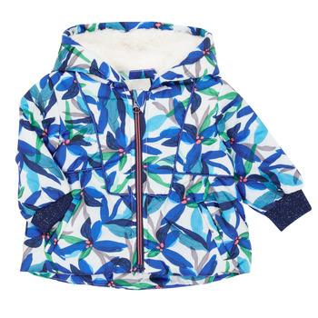 textil Pige Parkaer Catimini CR42053-88 Flerfarvet