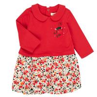 textil Pige Korte kjoler Catimini CR30043-38 Flerfarvet