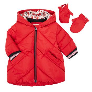 textil Pige Dynejakker Catimini CR42013-38 Rød