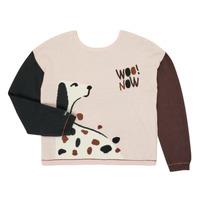 textil Pige Pullovere Catimini CR18115-34-J Flerfarvet