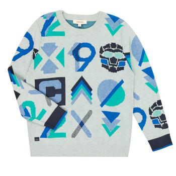 textil Dreng Pullovere Catimini CR18034-23-C Flerfarvet