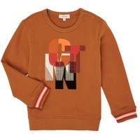 textil Dreng Sweatshirts Catimini CR15024-63-C Brun
